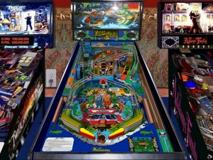 Stu's Modified World Of Pinball